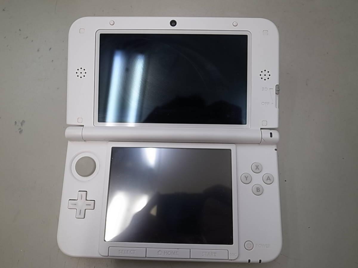 任天堂 NINTENDO 3DS LL本体