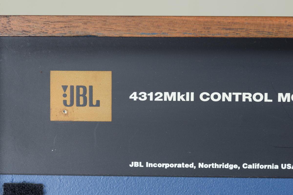 スピーカー JBL 4312 MKII ペア 動作品_画像7