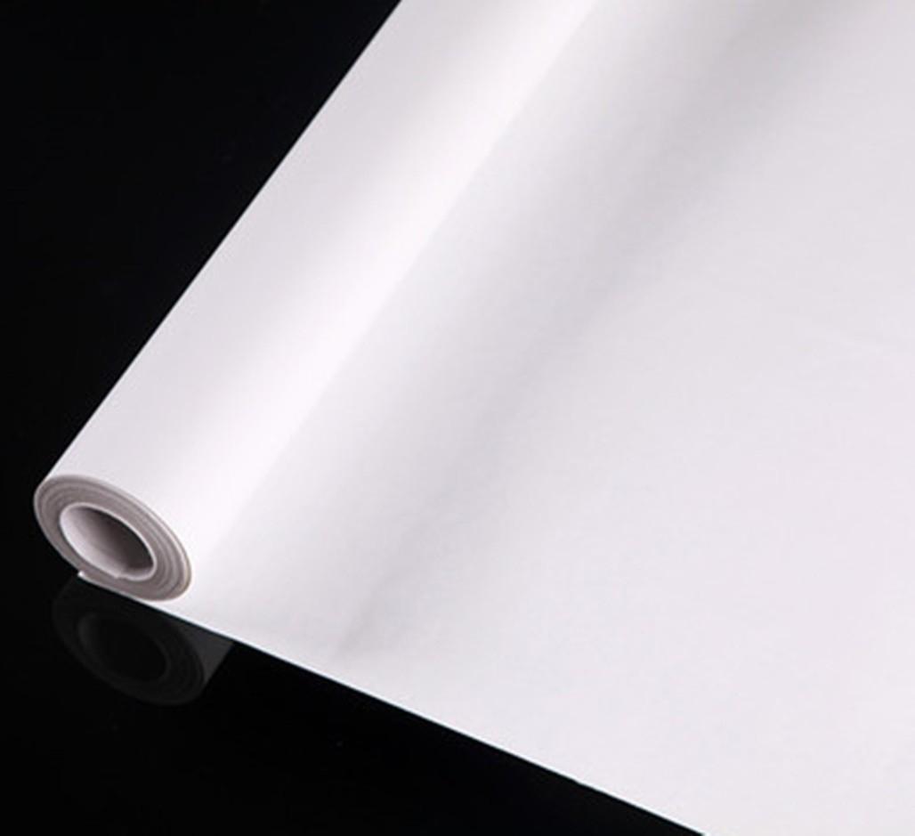 壁紙シール 45cm 10m 黒 無地 インテリア 防水シート ウォール