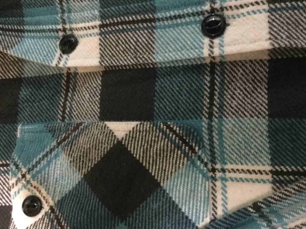 SUGAR CANE(シュガーケーン)「TWILL CHECK WORK SHIRT」ツイール・チェックワークシャツ _画像3