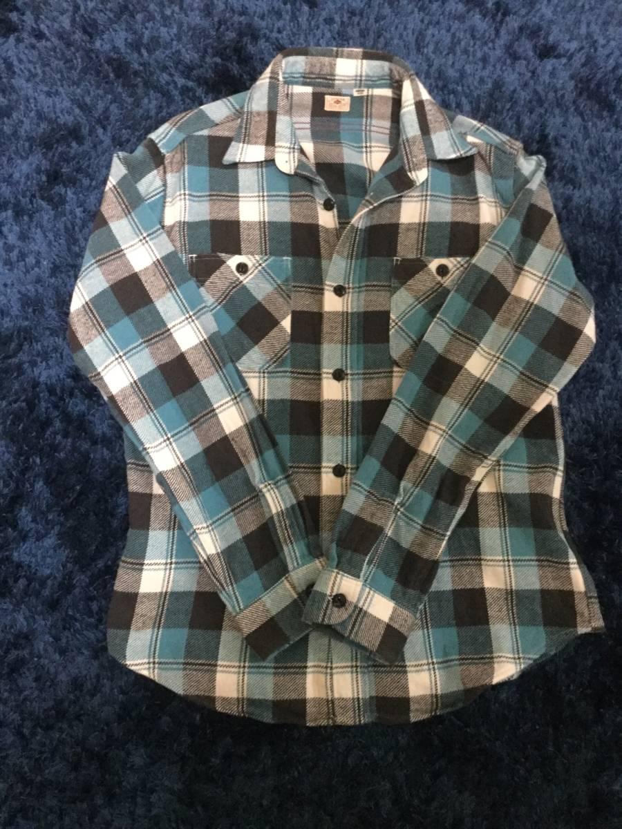 SUGAR CANE(シュガーケーン)「TWILL CHECK WORK SHIRT」ツイール・チェックワークシャツ