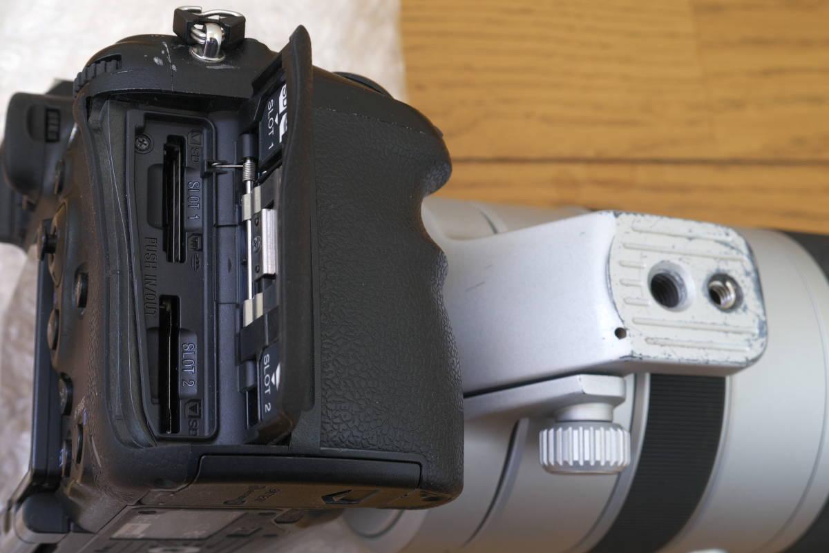 sony α99【SLT-A99V】 と SONY 70-400mm F4-5.6 G SSMシルバー αマウント Aマウント 中古品_画像6
