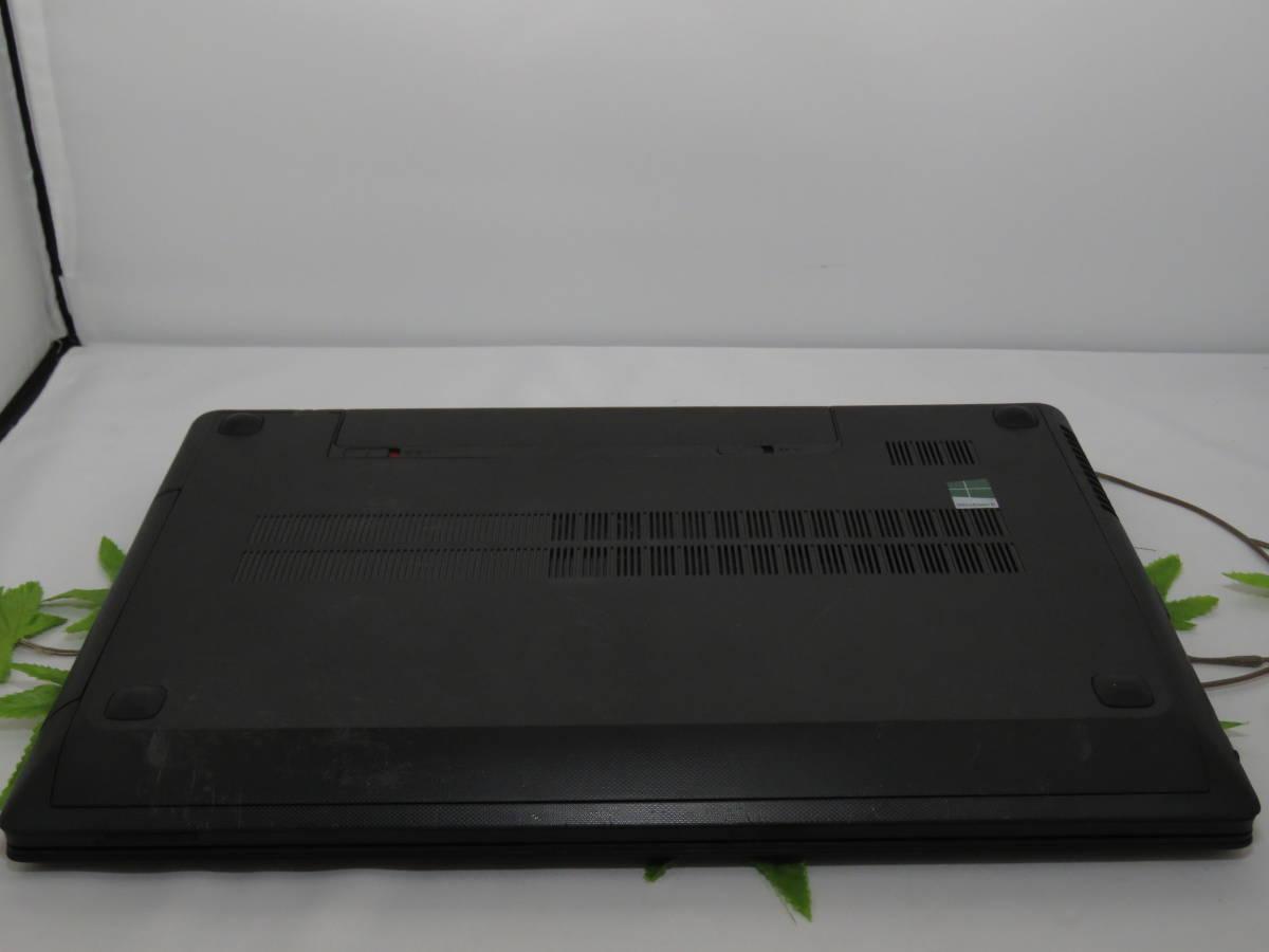 限定1台限り Lenovo G500 Celeron Dual-Core 1005M _画像6
