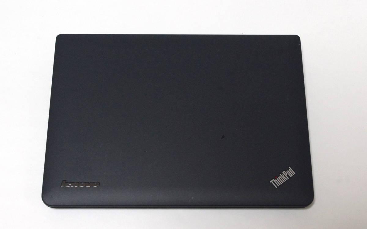★完全動作品★ Lenovo ThinkPad Edge E145 / 最新Win10搭載 / Radeon HD 8240内蔵 / メモリ2GB / ACアダプタ付属_画像2