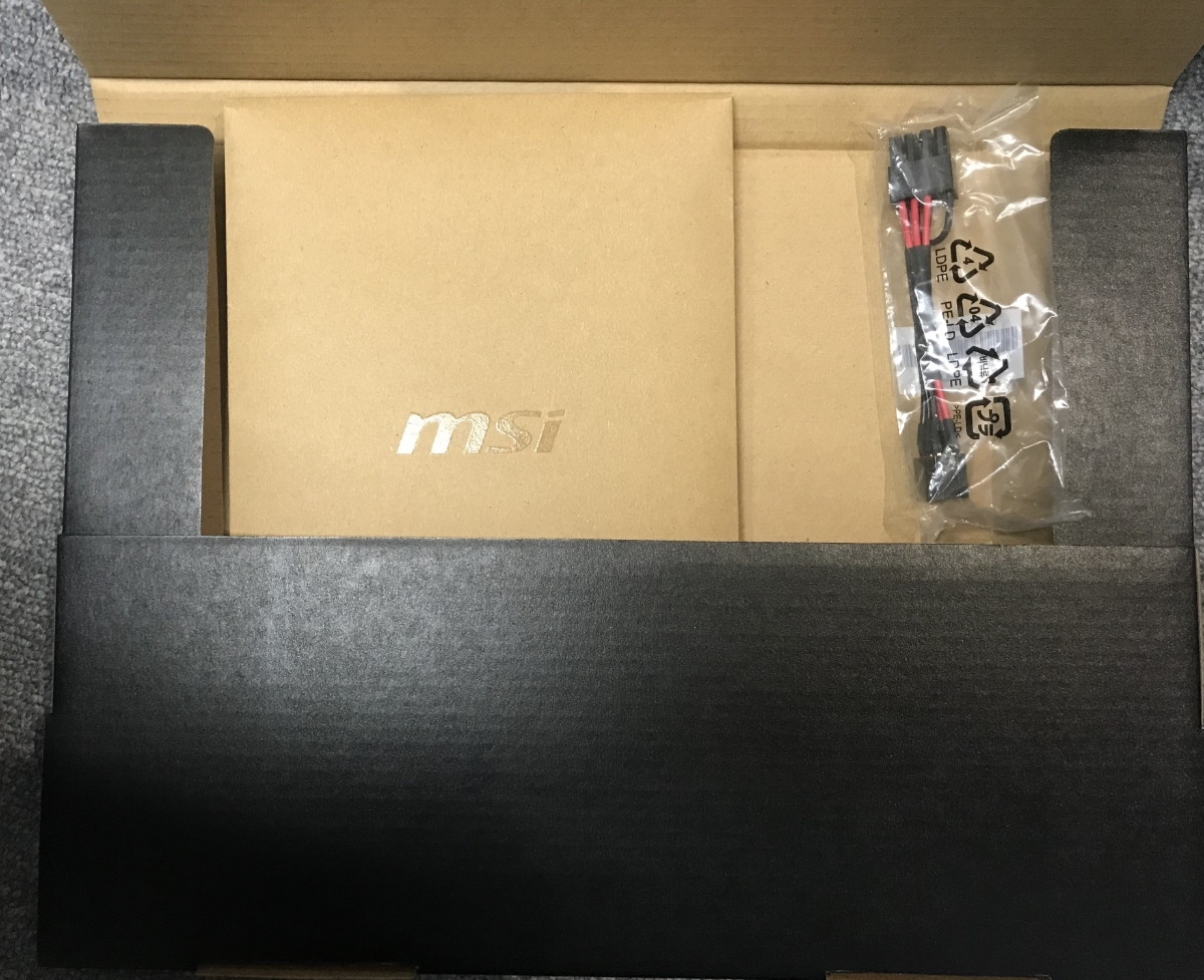 MSI 中古■ Radeon RX Vega 56 Air Boost 8G OC ①_画像4