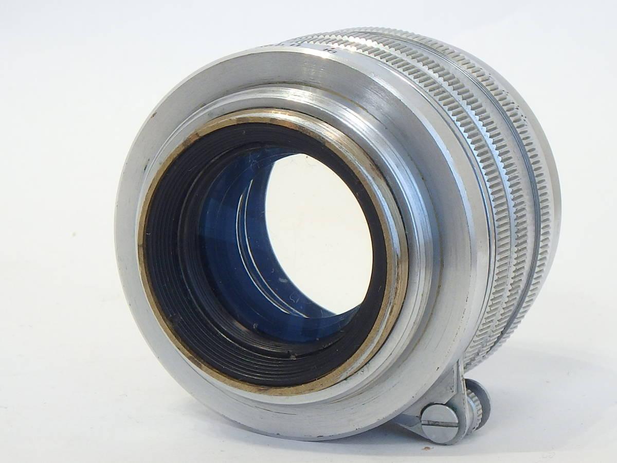 Canon SERENAR 50mm F1.8 for LEICA screw L39 希少なセレナ―レンズ!SUMMICRON に匹敵 価値あるオールドキヤノンをコレクションに!_画像9
