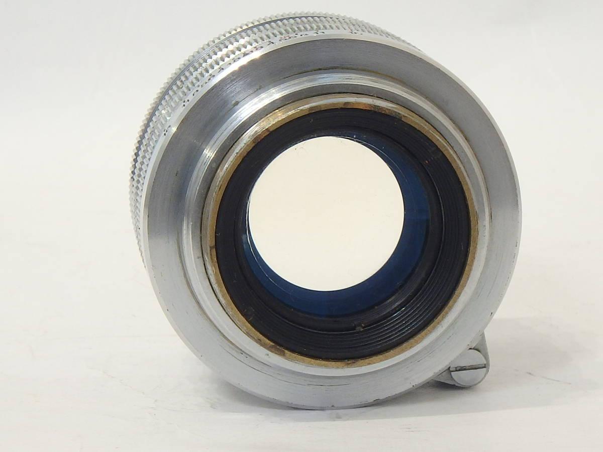 Canon SERENAR 50mm F1.8 for LEICA screw L39 希少なセレナ―レンズ!SUMMICRON に匹敵 価値あるオールドキヤノンをコレクションに!_画像8