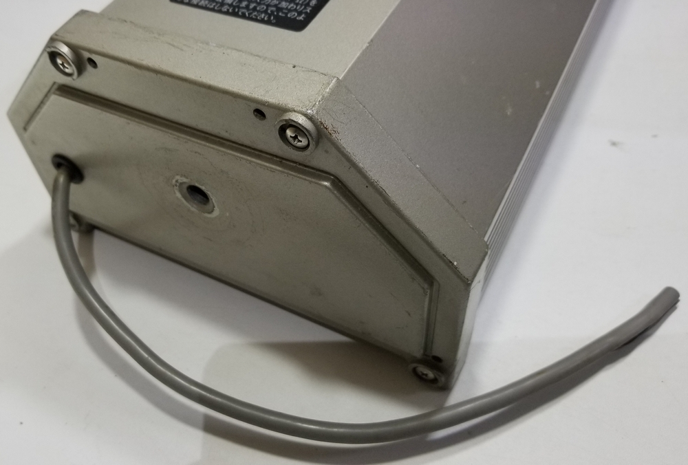 幻の名機 ② ナショナル WS-928 屋内 屋外 野外 ソノラインスピーカー スピーカー WS‐928 社内 校内 工場内 National_画像3