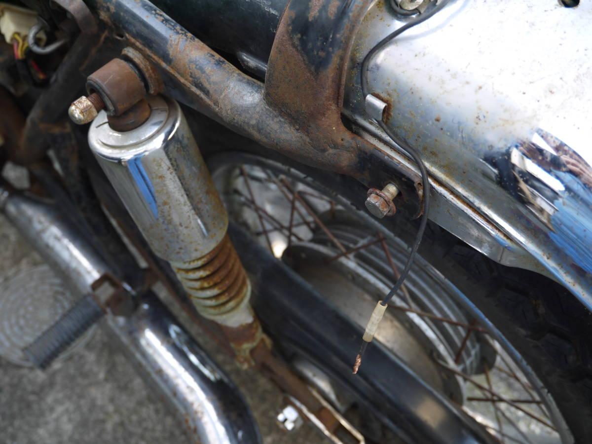 ホンダ CB750K0 車検3年付 現状販売 バイク店出品 k1k2k3k4k5k6k7_画像9