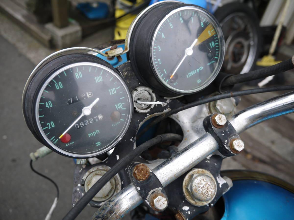 ホンダ CB750K0 車検3年付 現状販売 バイク店出品 k1k2k3k4k5k6k7_画像2