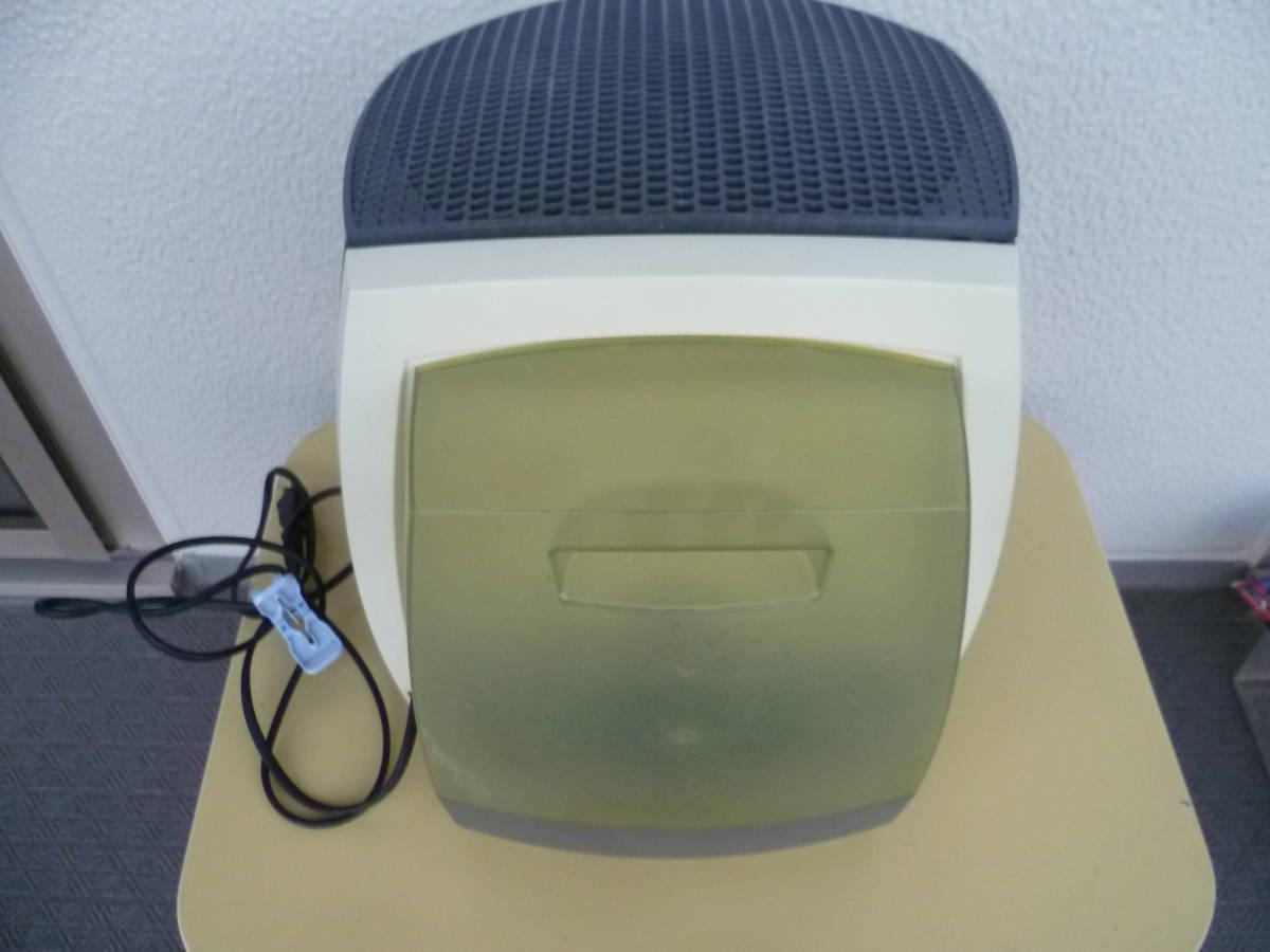 旧製品 デロンギ De'Longhi ボネコ BONECO ディスク型気化式加湿器 35畳まで対応*説明書あり*時々動作不良のため修理できる方★送料無料_画像5