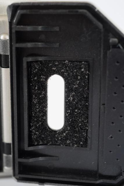 リコー (RICOH) R1s (プラチナムシルバー) 【フィルムカメラ】 (外観きれいな状態・要モルト交換)_画像8