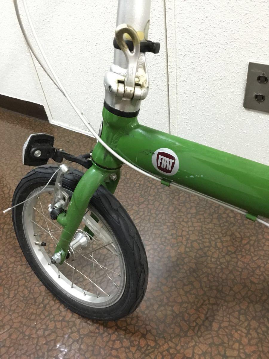 FIAT フィアット 折り畳み自転車 14インチ_画像4