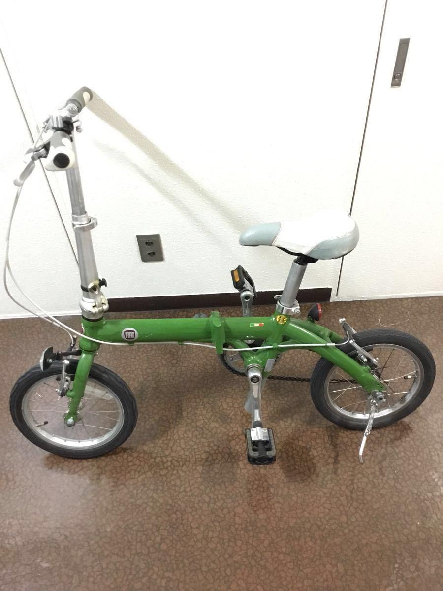 FIAT フィアット 折り畳み自転車 14インチ