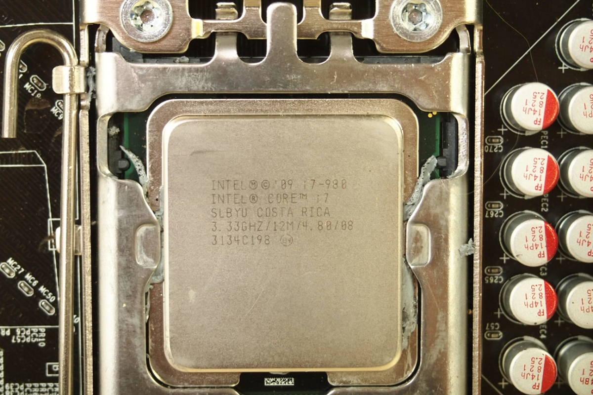 ◇EPSON エプソン Core i7-980 マザーボード CPUセット_画像5