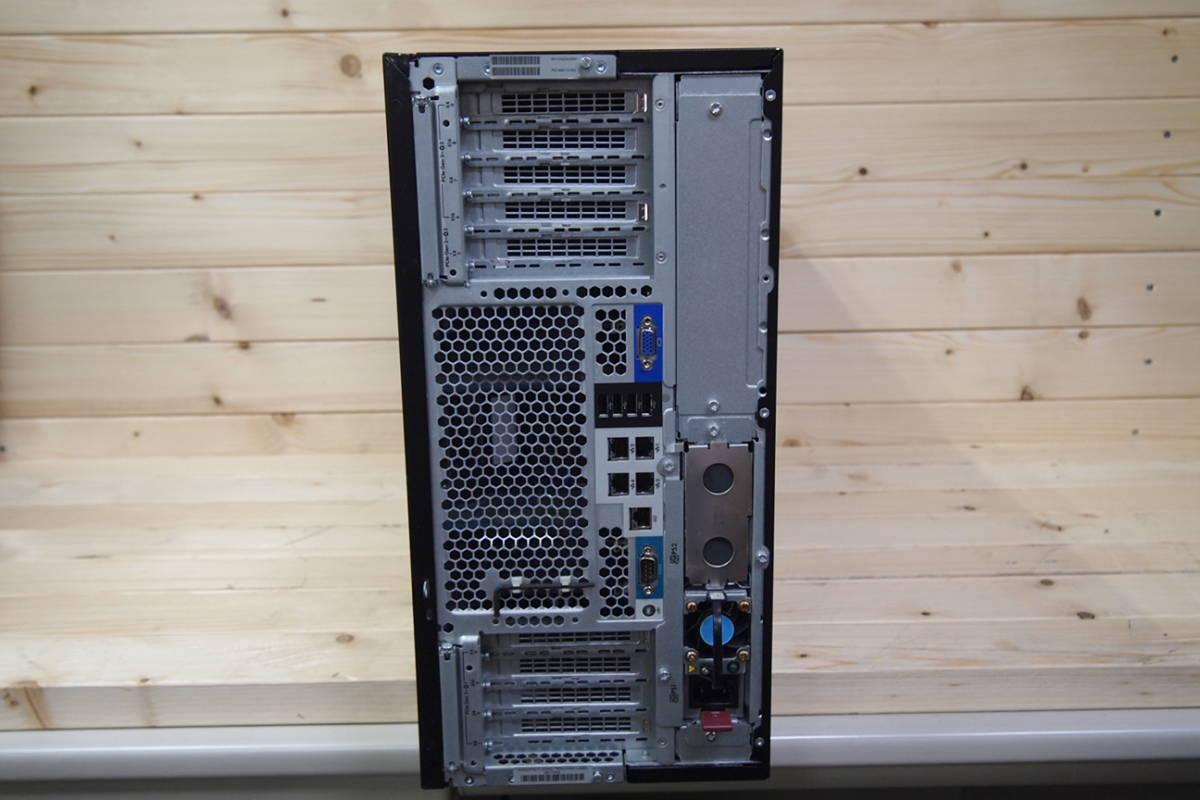 ◆HP ProLiant ML 350P Gen8 XEON E5-2609 BIOS起動OK サーバーPC②_画像3