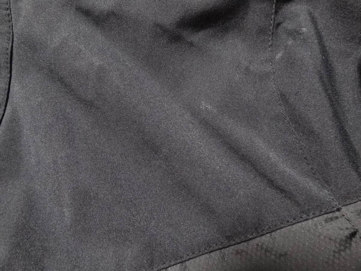 ナイキ NIKE NFTB ピステ トレーニングウェア ジャケット プラクティス 長袖 ジュニア S 140cm 黒 ブラック 送料185~_画像7