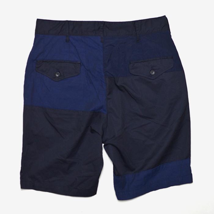 新品未使用 19SS Engineered Garments Ghurka Short high count twill color:Dk.Navy size:S / ネペンテス エンジニアードガーメンツ_画像2