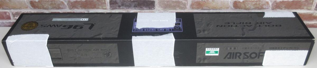 【中古】 TOKYO MARUI 東京マルイ L96 AWS ブラックストック ボルトアクションエアーライフル スコープ ハイポッド付き【動作確認済み】,_画像9