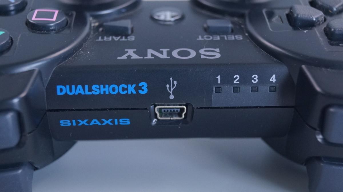 G36 PS3 デュアルショック3 コントローラ 18点 ケーブル 7本セット まとめて品 ジャンク_画像8