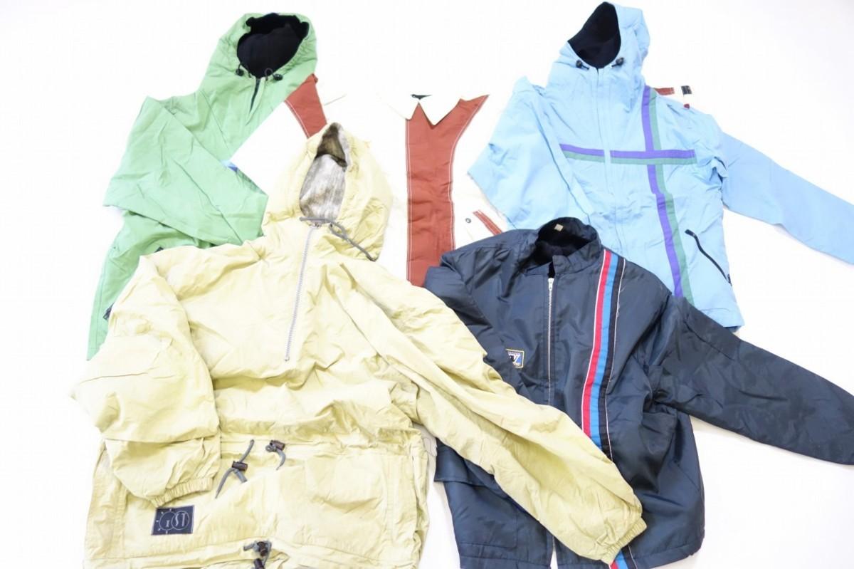 ジャンク品 まとめ売り 約27着 中古 スノーボードジャケットウェア メンズ レディース キッズ用あり 【同梱不可】_画像1