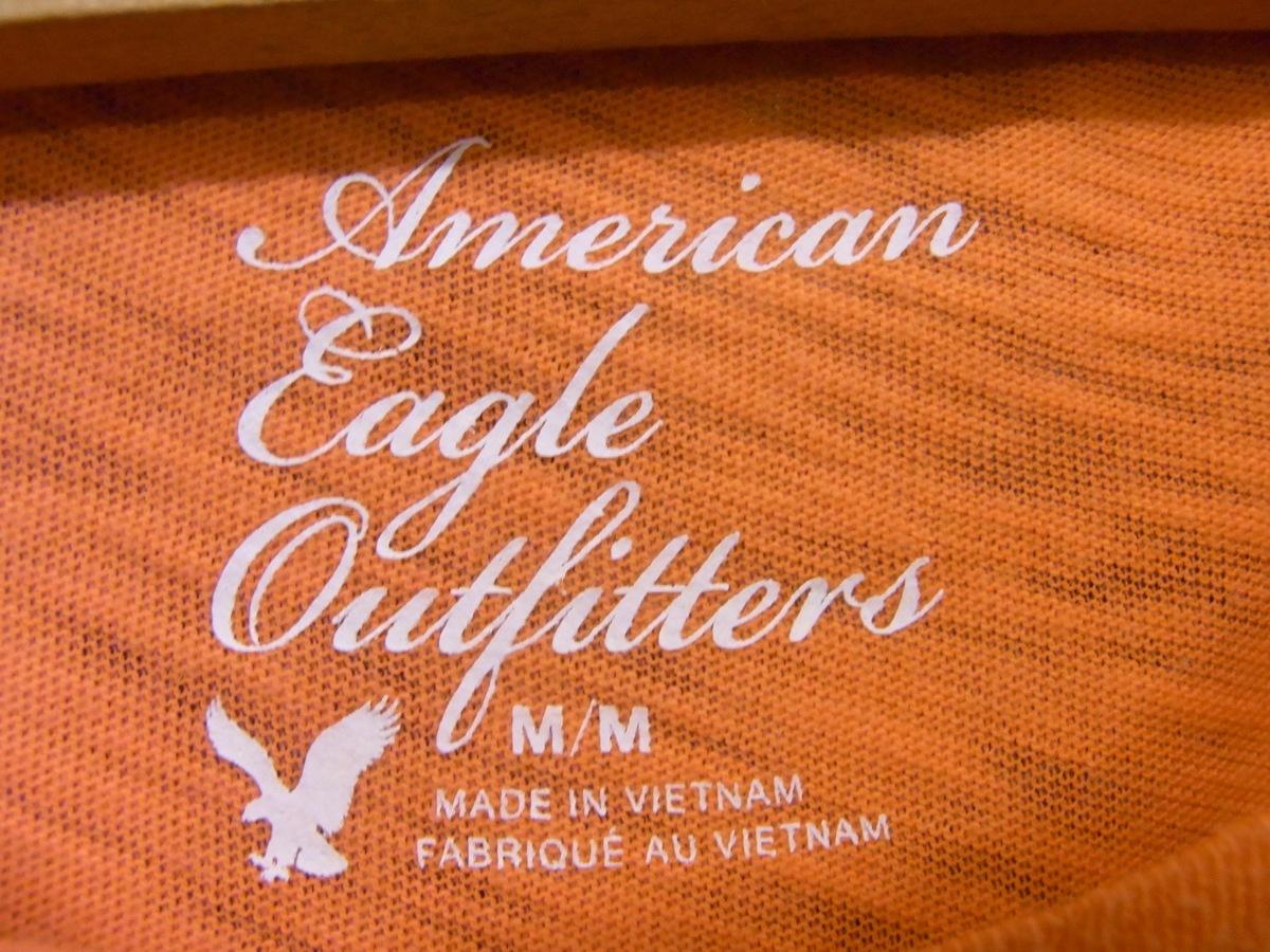 AMERICAN EAGLE T-SHIRT SIZE M アメリカンイーグル 半袖 Tシャツ カットソー_画像3