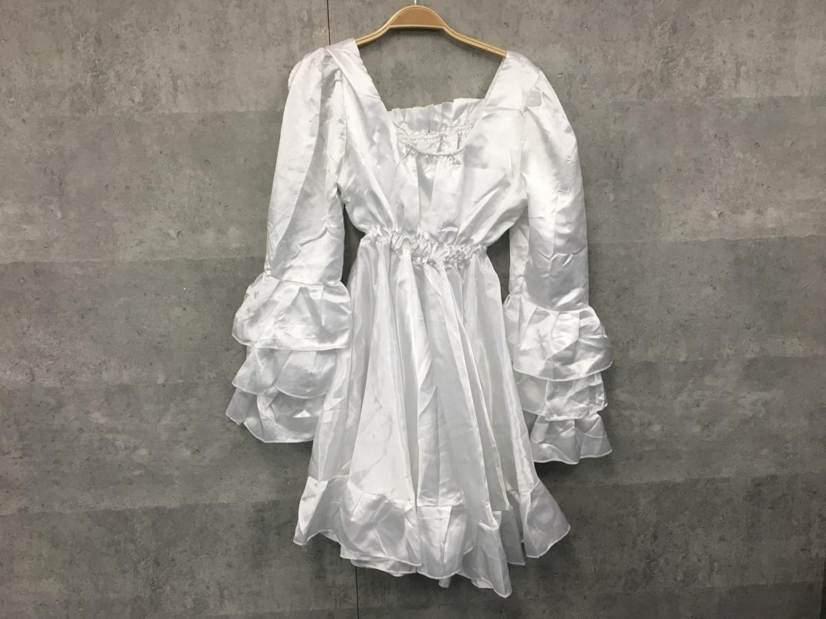 コスプレ衣装 ローゼンメイデン 水銀凍風 女性Lサイズ_画像3