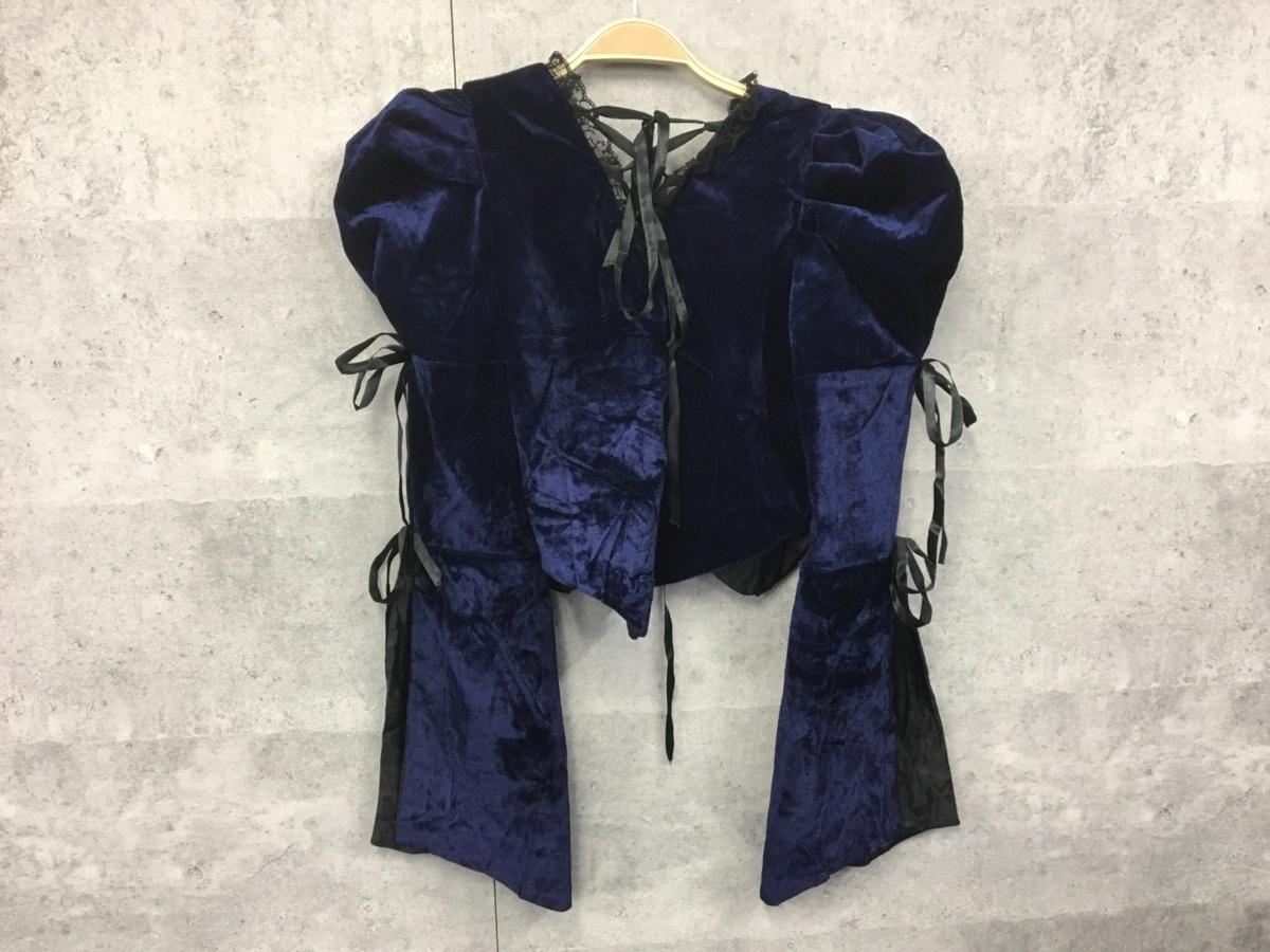 コスプレ衣装 ローゼンメイデン 水銀凍風 女性Lサイズ_画像2