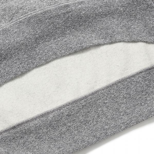 【サイズS】 カナダ製 無地 プルオーバー スウェットパーカー 霜降りグレー Classic Hooded Pullover メンズ プレーン MADE IN CANADA_画像5