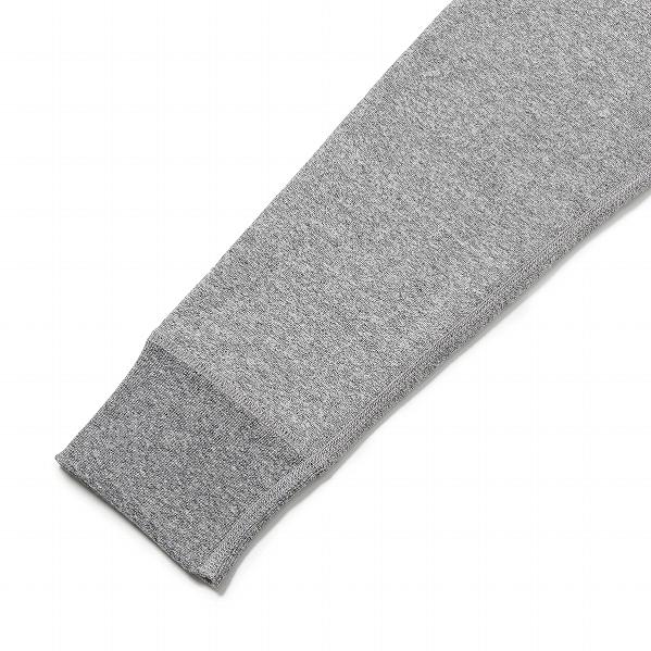 【サイズS】 カナダ製 無地 プルオーバー スウェットパーカー 霜降りグレー Classic Hooded Pullover メンズ プレーン MADE IN CANADA_画像3
