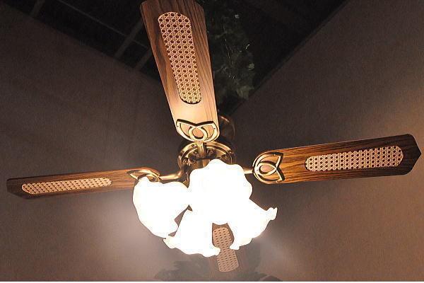 PD24K#【最落無し】リモコン付シーリングファンライト1円アウトレット展示品 照明器具 展示処分品完全売切 お得商品 天井照明 間接照明_画像2