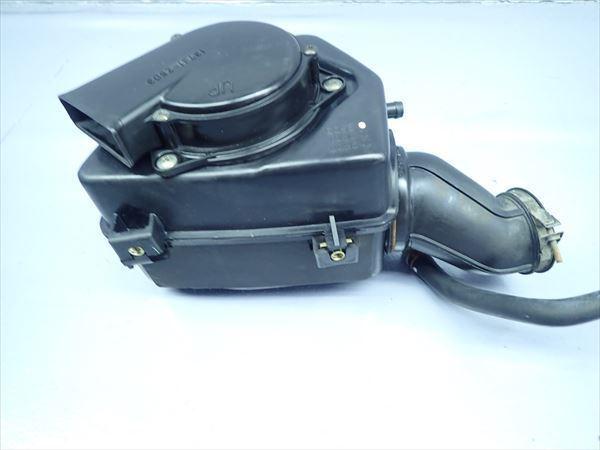 βP24 スズキ グラストラッカー BB ビッグボーイ NJ47A (H14年式) 純正 エアクリーナーボックス エアクリ 割れ有り!_画像4