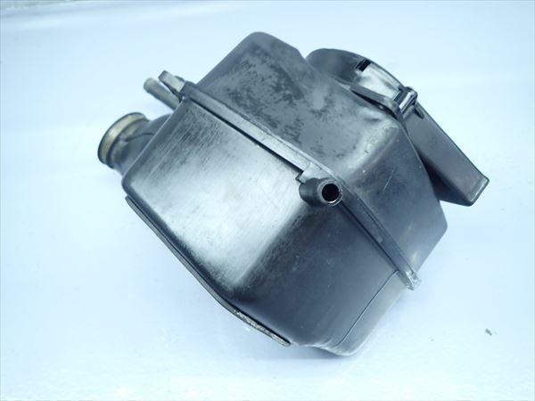 βP24 スズキ グラストラッカー BB ビッグボーイ NJ47A (H14年式) 純正 エアクリーナーボックス エアクリ 割れ有り!_画像6