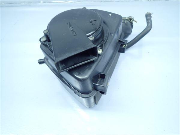 βP24 スズキ グラストラッカー BB ビッグボーイ NJ47A (H14年式) 純正 エアクリーナーボックス エアクリ 割れ有り!_画像3