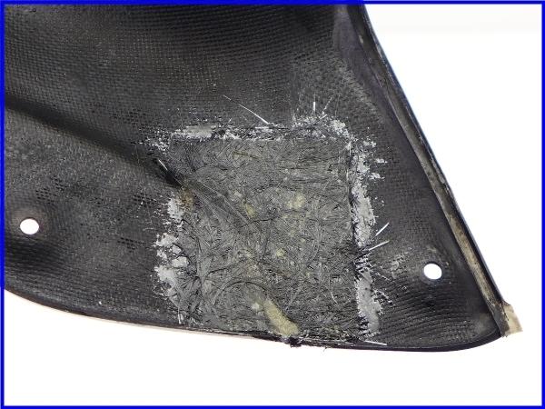 【M1】ZZR1400 A-TECH カーボンアッパーインナーパネル 右側♪Black Diamond♪_画像4