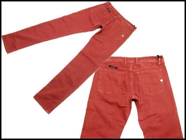 新品 Shaft JEANS シャフトジーンズ 定価2万8,350円 【イタリア製】 デニムパンツ 33/47 ストレッチ ★261930_画像3