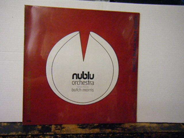 ▲12インチ NUBLU ORCHESTRA / WAX POETIC TOKYO BLACK STAR REMIX 輸入盤 未開封 BUTCH MORRIS_画像1