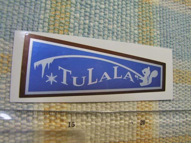 TULALA / ツララ/可愛い/ステッカー/シール/C ※ ヤフーショッピングストア/レア物商会・健美堂でも大量出品中!_画像1