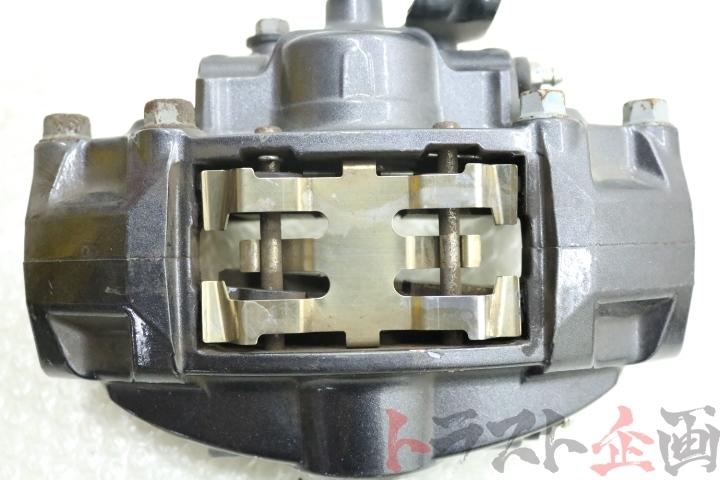 4428406 純正 アケボノ リアキャリパー ローター フェアレディZ ベース Z34 トラスト企画_画像8