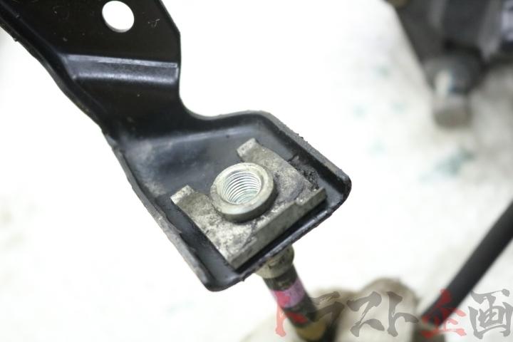 4428406 純正 アケボノ リアキャリパー ローター フェアレディZ ベース Z34 トラスト企画_画像5