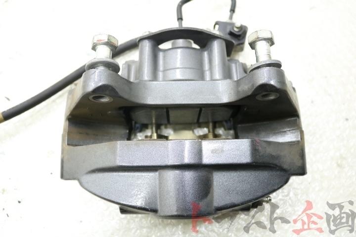 4428406 純正 アケボノ リアキャリパー ローター フェアレディZ ベース Z34 トラスト企画_画像6
