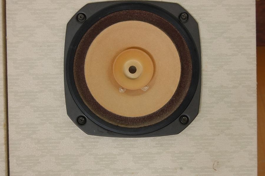 【Fostex/フォステクス/スピーカー/FE167/自作のスピーカーボックス/ペア/現状品】音楽音響機器オーディオ_画像7