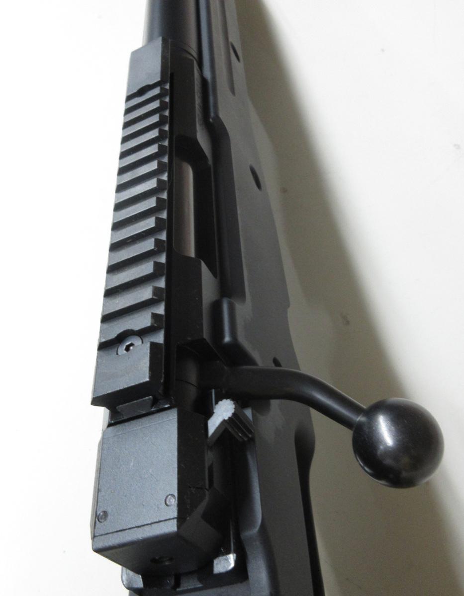 【中古】 TOKYO MARUI 東京マルイ L96 AWS ブラックストック ボルトアクションエアーライフル スコープ ハイポッド付き【動作確認済み】,_画像5