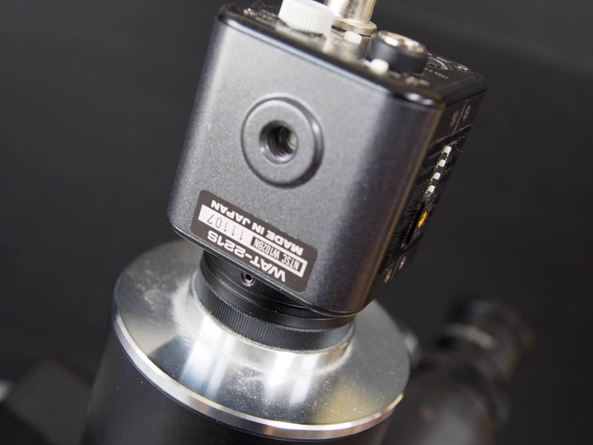 オリンパス 顕微鏡 CX40LF100 生物顕微鏡 良品 _画像10