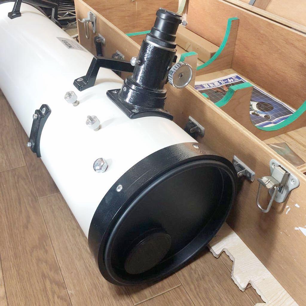 中古 MIZAR 天体望遠鏡 D=153mm FL=1310mm /他セット 木箱 現状品_画像9