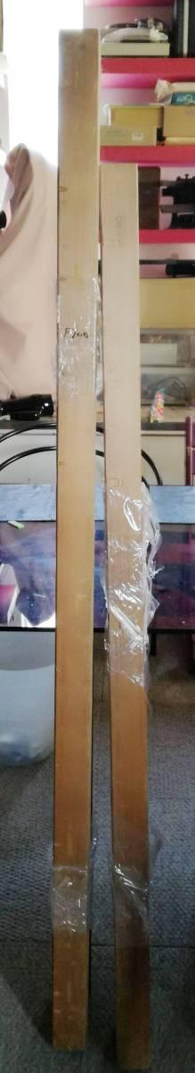 木枠マルオカ1本 P80号 ・nasuno(ナスノ・那須野)1本F100号の2本セット 中古 油絵キャンバス用組み立て式_画像2