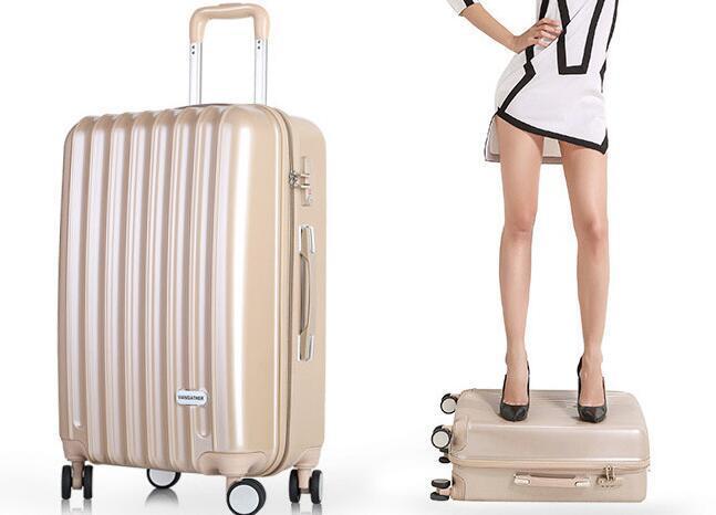 航空級 キャリーケース 強い耐圧 TSAロック搭載 スーツケース トランク 大型 20インチ_画像7