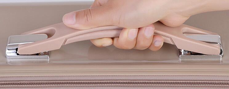 航空級 キャリーケース 強い耐圧 TSAロック搭載 スーツケース トランク 大型 20インチ_画像6