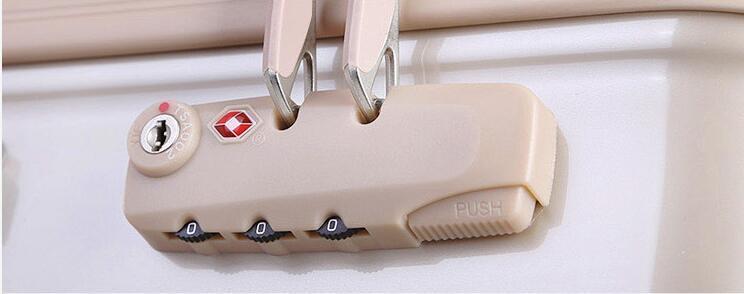 航空級 キャリーケース 強い耐圧 TSAロック搭載 スーツケース トランク 大型 20インチ_画像5