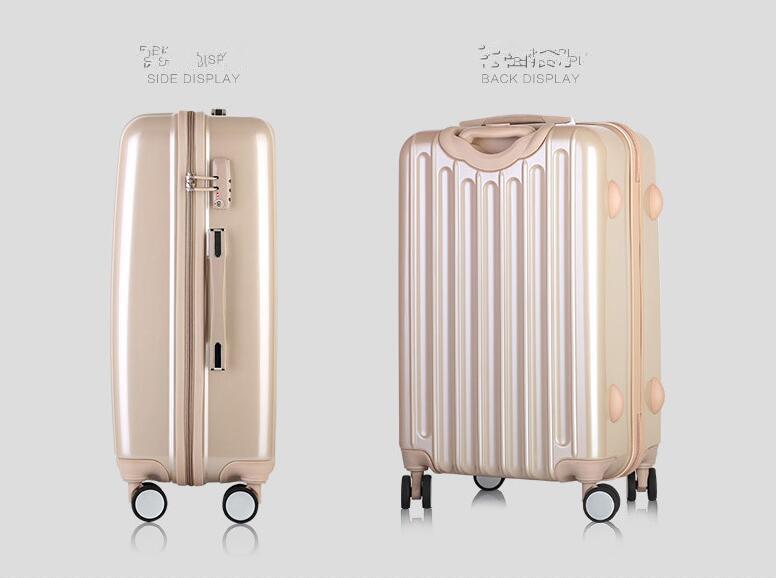 航空級 キャリーケース 強い耐圧 TSAロック搭載 スーツケース トランク 大型 20インチ_画像2